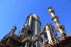 oil and gas company refinery