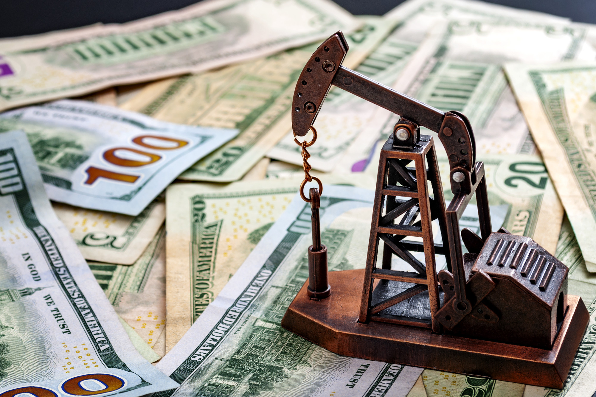 securing oil and gas financing